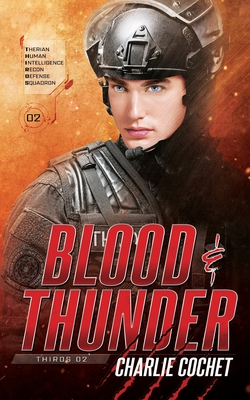 Blood & Thunder (Thirds #2) Cover Image