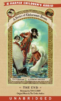 A Series of Unfortunate Events #13: The End Cover Image