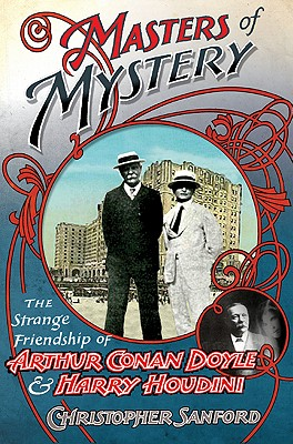 Masters of Mystery Cover