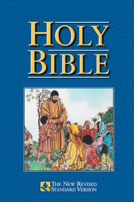 Children's Bible-NRSV Cover Image