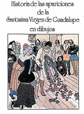 Historia de Las Apariciones de La Santisima Virgen de Guadalupe En Dibujos = Historia de Las Apariciones de La Virgen de Guadalupe Cover Image