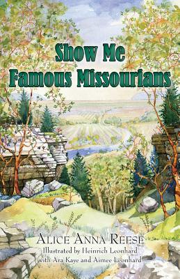 Show Me Famous Missourians Cover Image