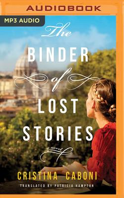 The Binder of Lost Stories cover