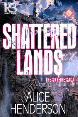 Cover for Shattered Lands