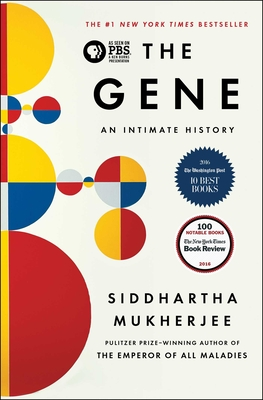 The Gene: An Intimate History cover image