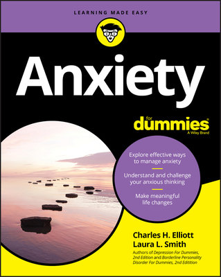 Anxiety for Dummies Cover Image