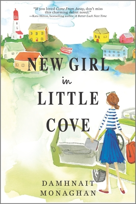 New Girl in Little Cove cover