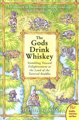 The Gods Drink Whiskey Cover