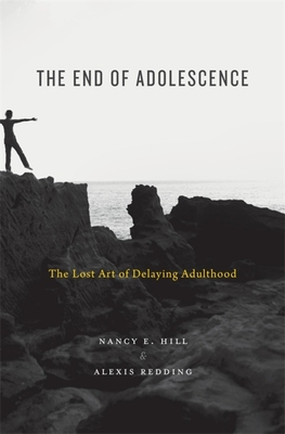 The End of Adolescence: The Lost Art of Delaying Adulthood Cover Image