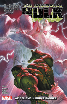 Immortal Hulk Vol. 6: We Believe In Bruce Banner Cover Image