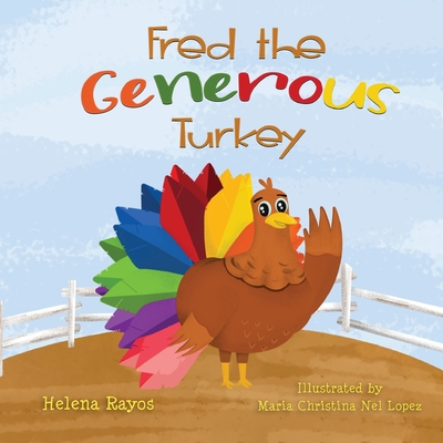 Fred the Generous Turkey Cover Image