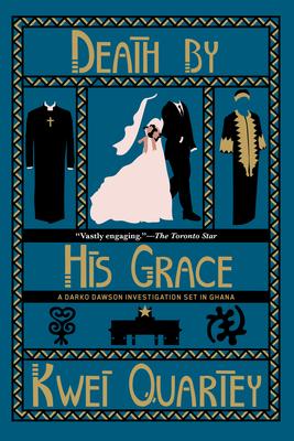 Death by His Grace (A Darko Dawson Mystery #5) Cover Image