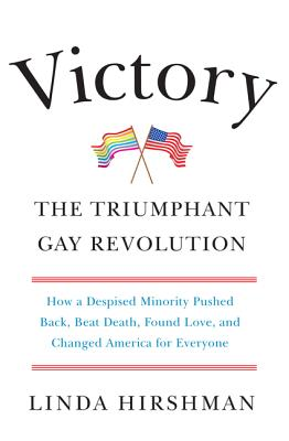 Victory: The Triumphant Gay Revolution Cover Image