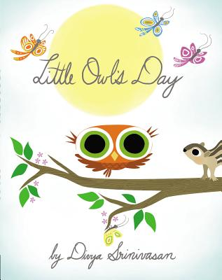 Little Owl's Day Cover