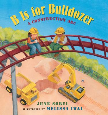 B Is for Bulldozer Cover