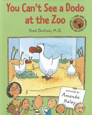 You Can't See a Dodo at the Zoo Cover