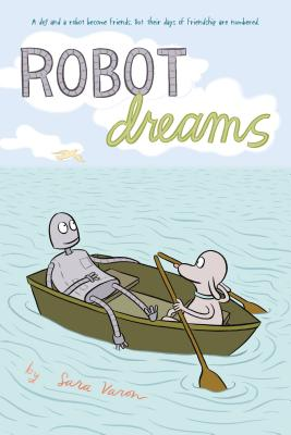 Robot Dreams Cover Image