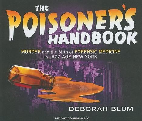 The Poisoner's Handbook Cover