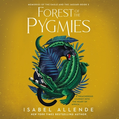 Forest of the Pygmies Lib/E Cover Image