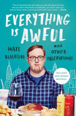 Everything Is Awful: And Other Observations Cover Image