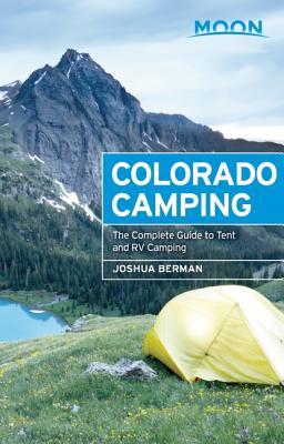 Cover for Moon Colorado Camping