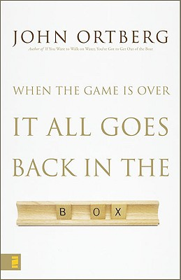 When the Game Is Over, It All Goes Back in the Box Cover