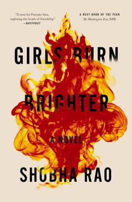 Girls Burn Brighter: A Novel Cover Image