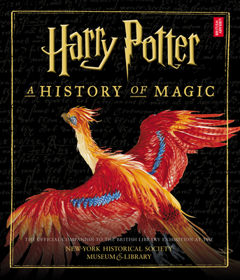 Harry Potter: A History of Magic (American Edition) Cover Image