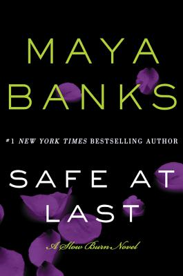 Safe at Last: A Slow Burn Novel (Slow Burn Novels #3) Cover Image