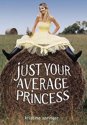 Just Your Average Princess Cover