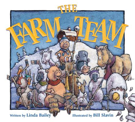 The Farm Team Cover