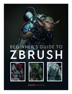 Beginner's Guide to Zbrush Cover Image