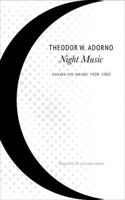 Night Music: Essays on Music 1928-1962 (The German List) Cover Image