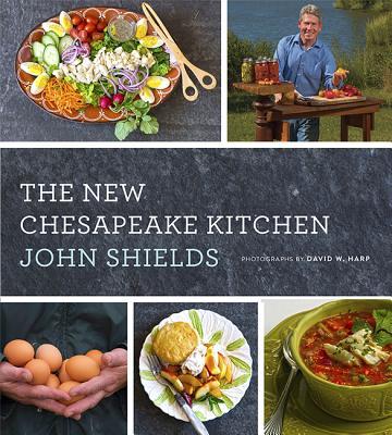 The New Chesapeake Kitchen Cover Image