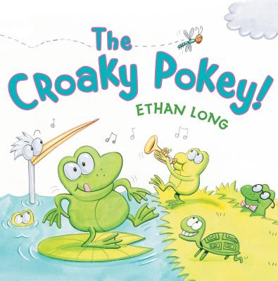 Cover for The Croaky Pokey!