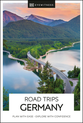 DK Eyewitness Road Trips Germany (Travel Guide) Cover Image