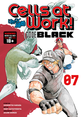 Cover for Cells at Work! CODE BLACK 7