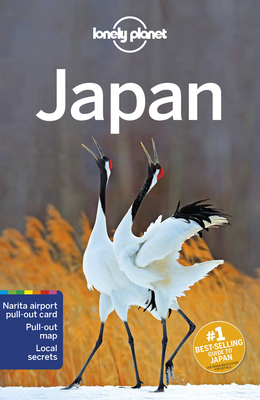 Lonely Planet Japan (Country Guide) Cover Image