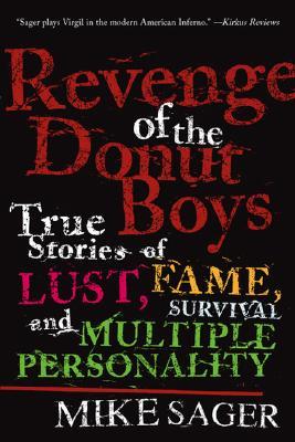 Revenge of the Donut Boys Cover