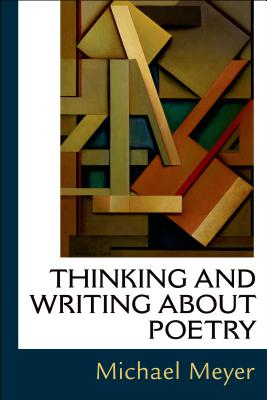Thinking and Writing about Poetry Cover Image