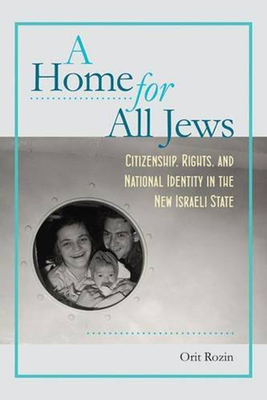 Cover for A Home for All Jews