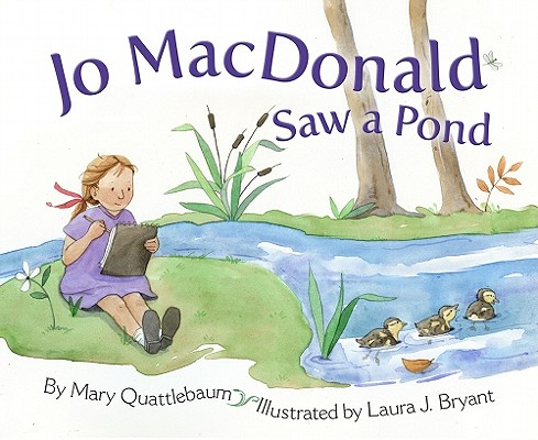 Jo MacDonald Saw a Pond Cover Image