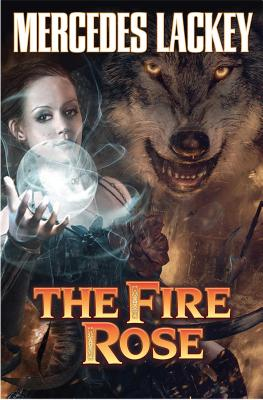 The Fire Rose Cover Image