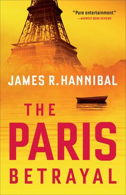 The Paris Betrayal Cover Image