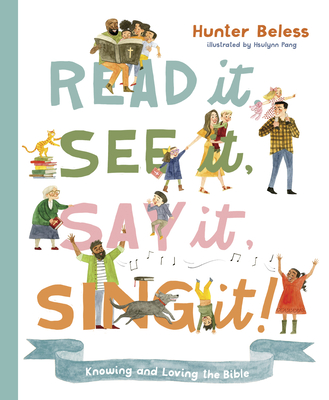 Cover for Read It, See It, Say It, Sing It