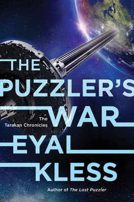 Cover for The Puzzler's War