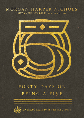 Forty Days on Being a Five Cover Image