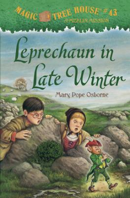 Leprechaun in Late Winter (Magic Tree House (R) Merlin Mission #43) Cover Image