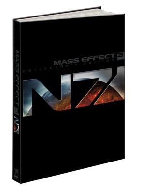 Mass Effect 3 Collector's Edition Cover