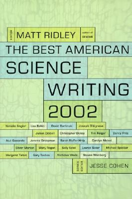 The Best American Science Writing 2002 Cover